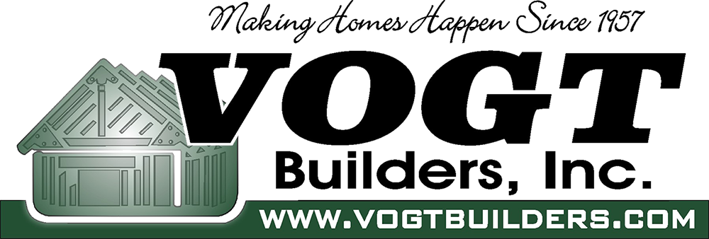 Vogt Builders Inc. Logo